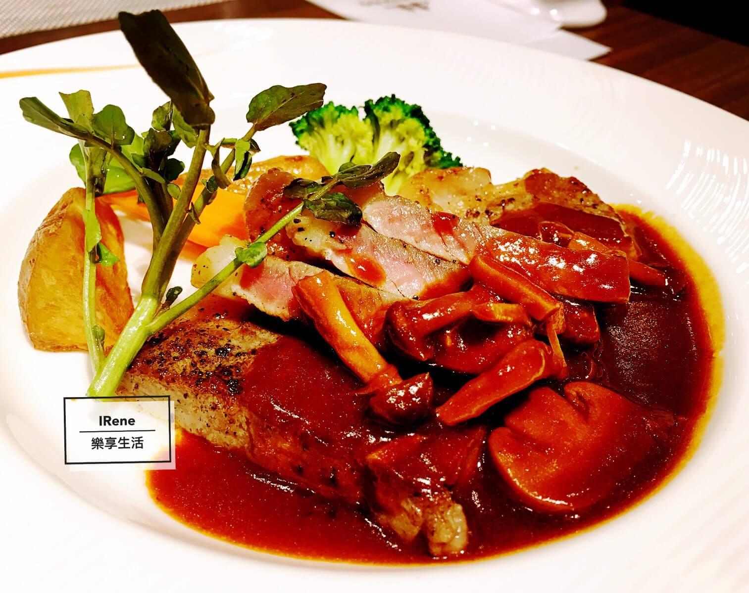 神戶風月堂午間套餐
