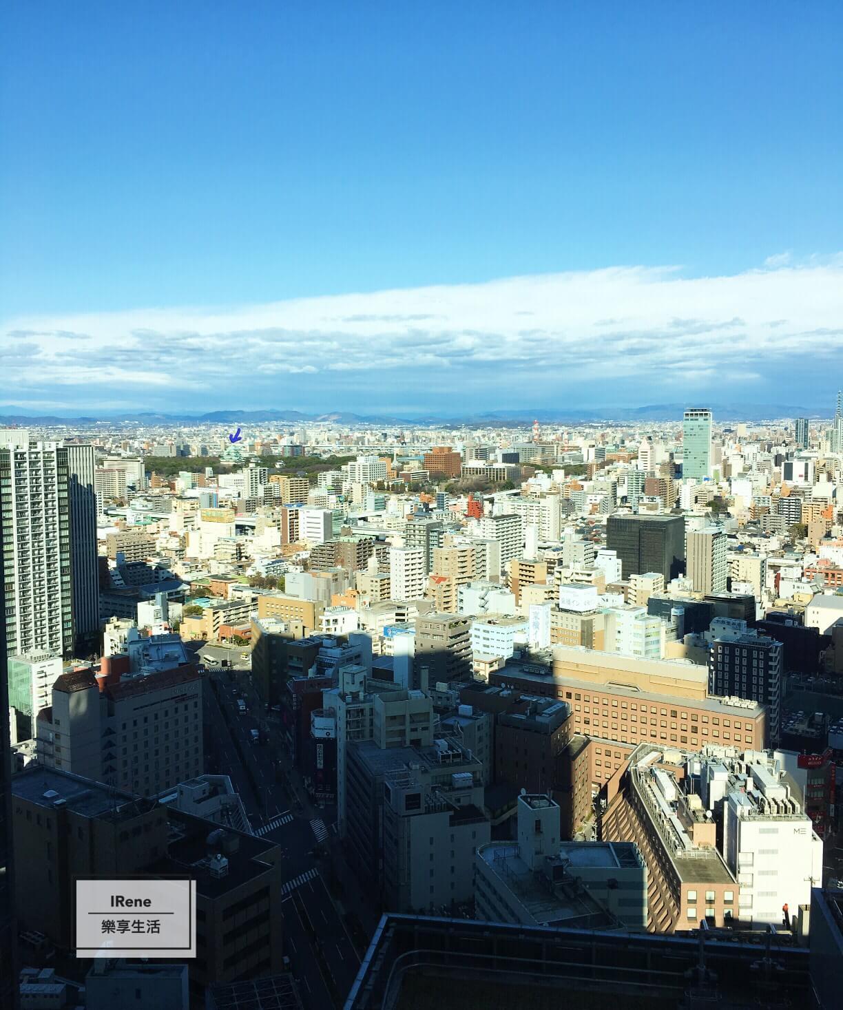 名古屋住宿推薦 Nagoya JR Gate Tower Hotel