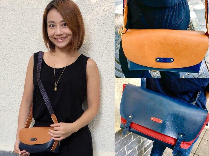 【好物推薦】Jouer8超輕巧小包包&高顏值文青風相機包