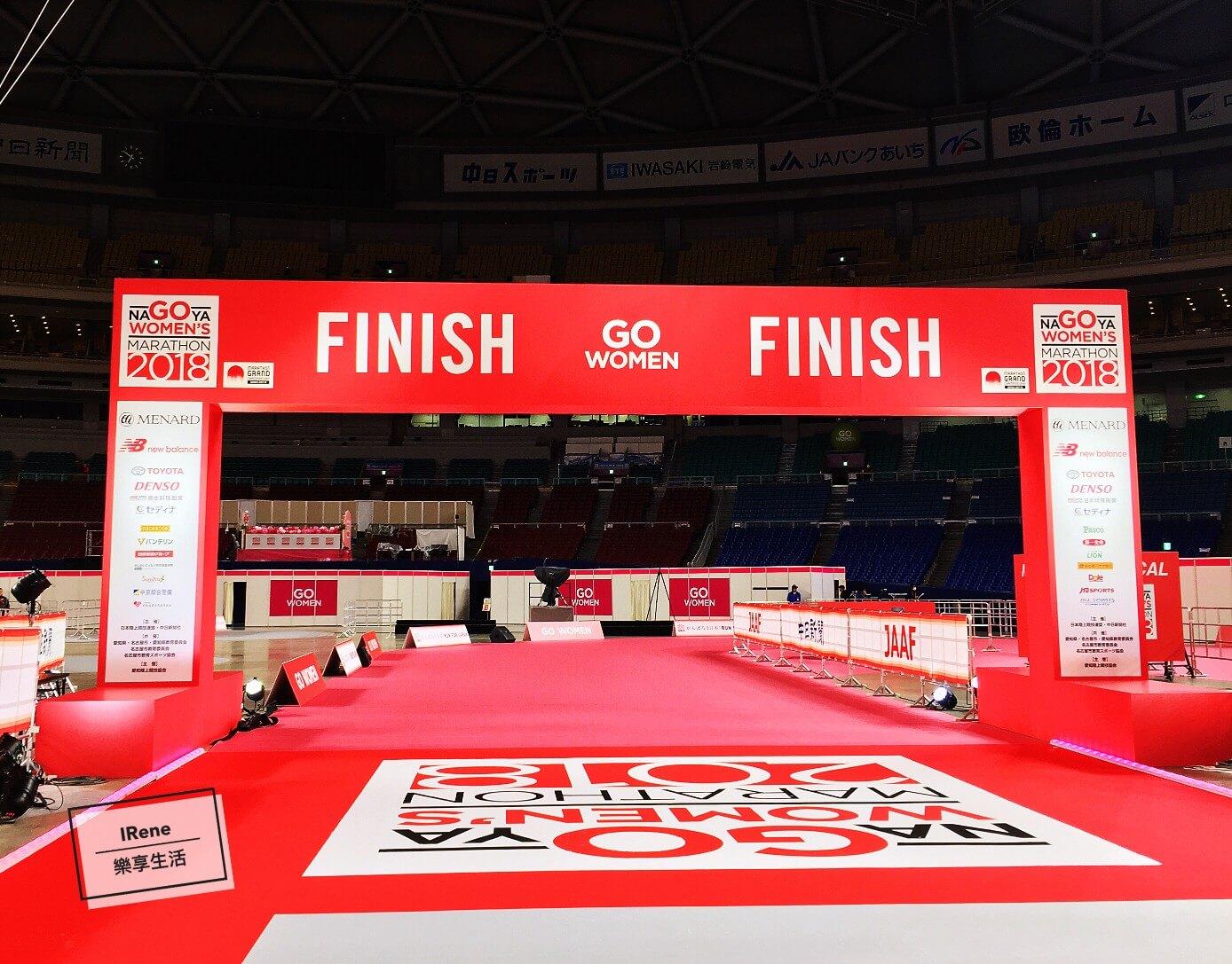 名古屋女子馬拉松展會Expo2018