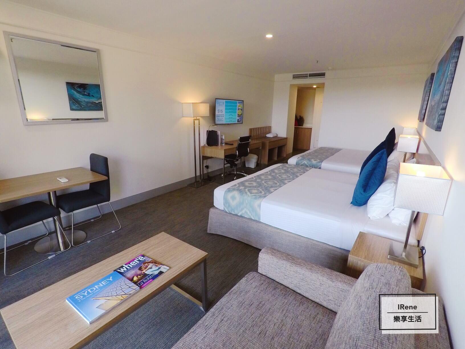 雪梨住宿推薦-雪梨Metro Aspire Hotel Sydney飯店