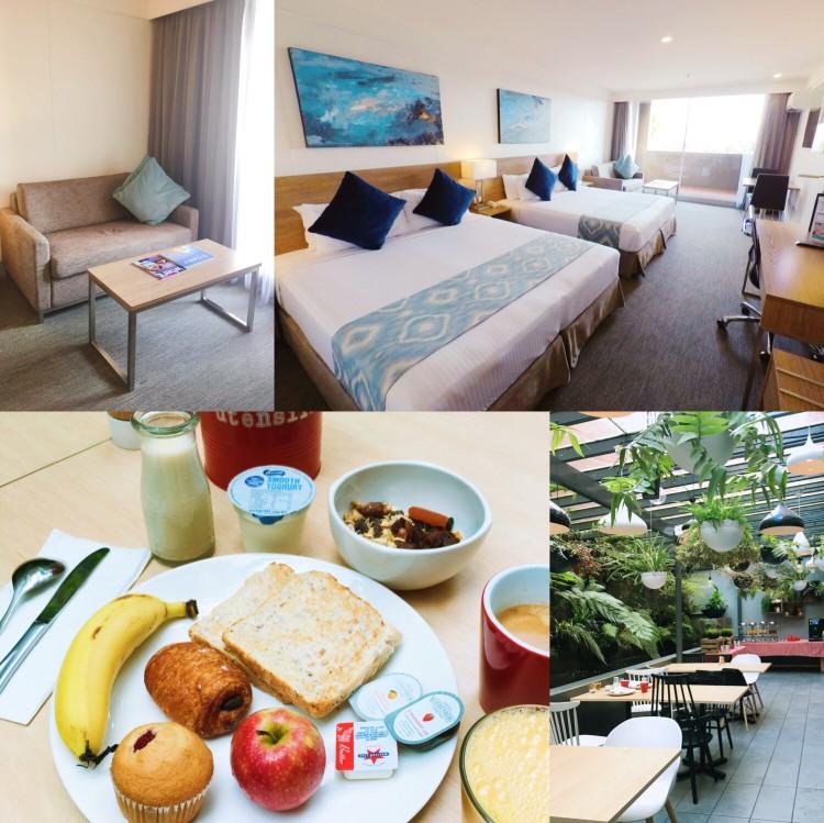 【雪梨住宿推薦】平價超值的雪梨飯店 Metro Aspire Hotel Sydney
