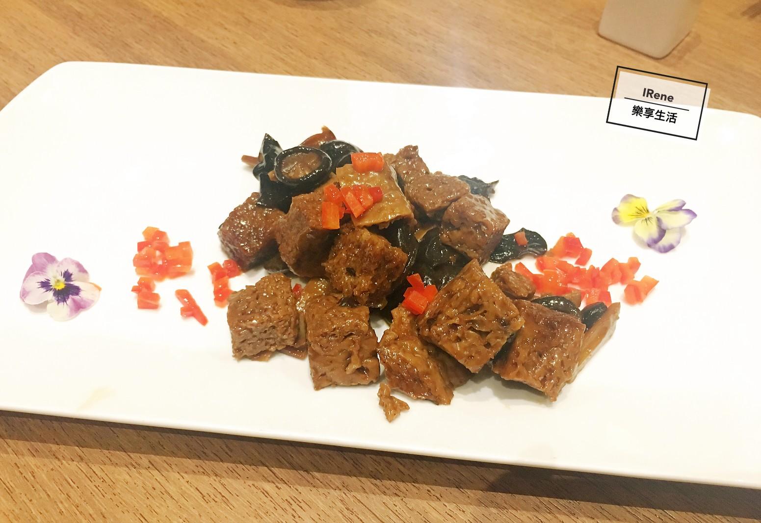 上海小南國餐廳推薦菜-四鮮烤麩