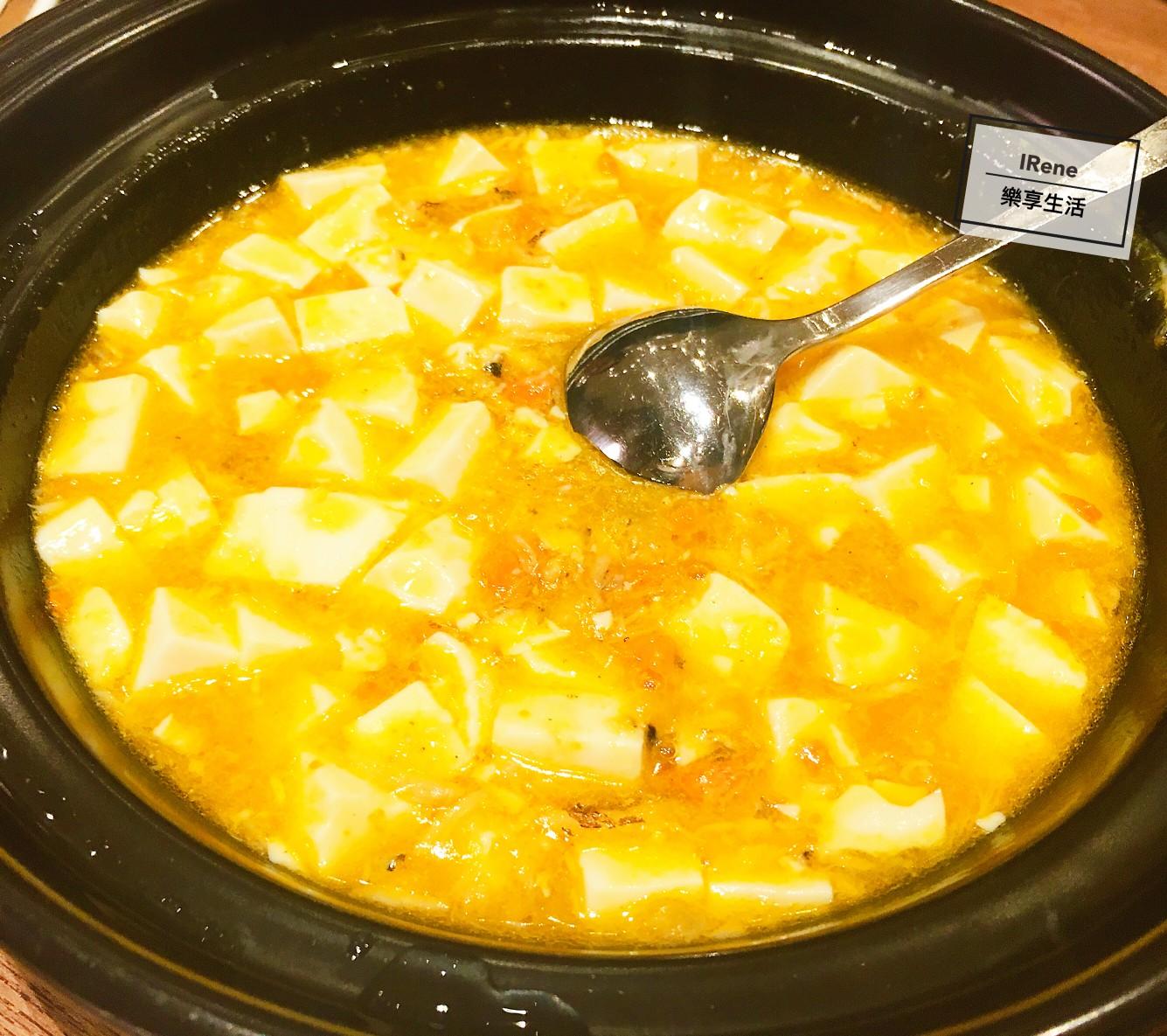 上海小南國餐廳-老上海蟹粉豆腐