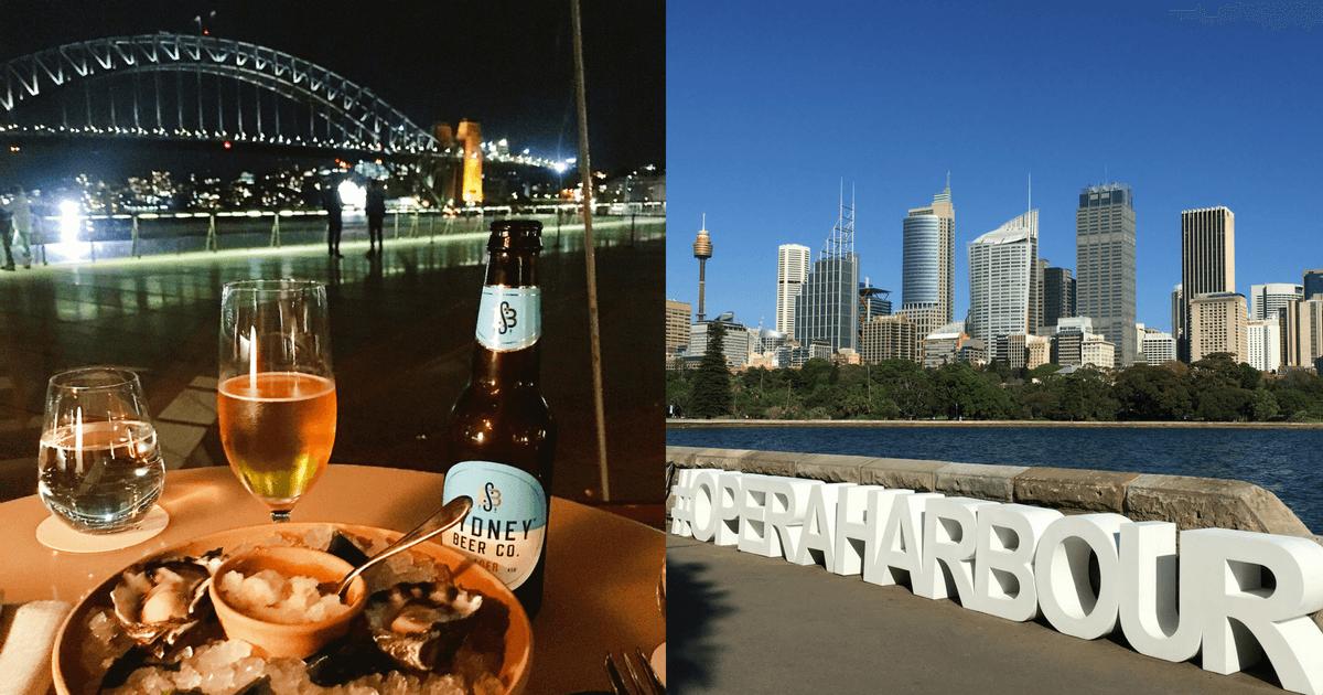 [攻略] 雪梨7天6夜自助旅行程-住宿/交通/景點推薦