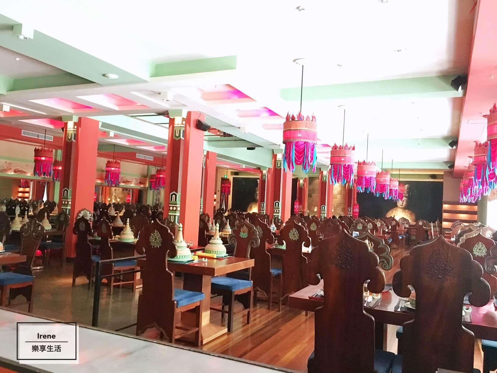 上海美食推薦-上海花馬天堂絲綢之路餐廳(Lost Heaven Silk Road)大堂
