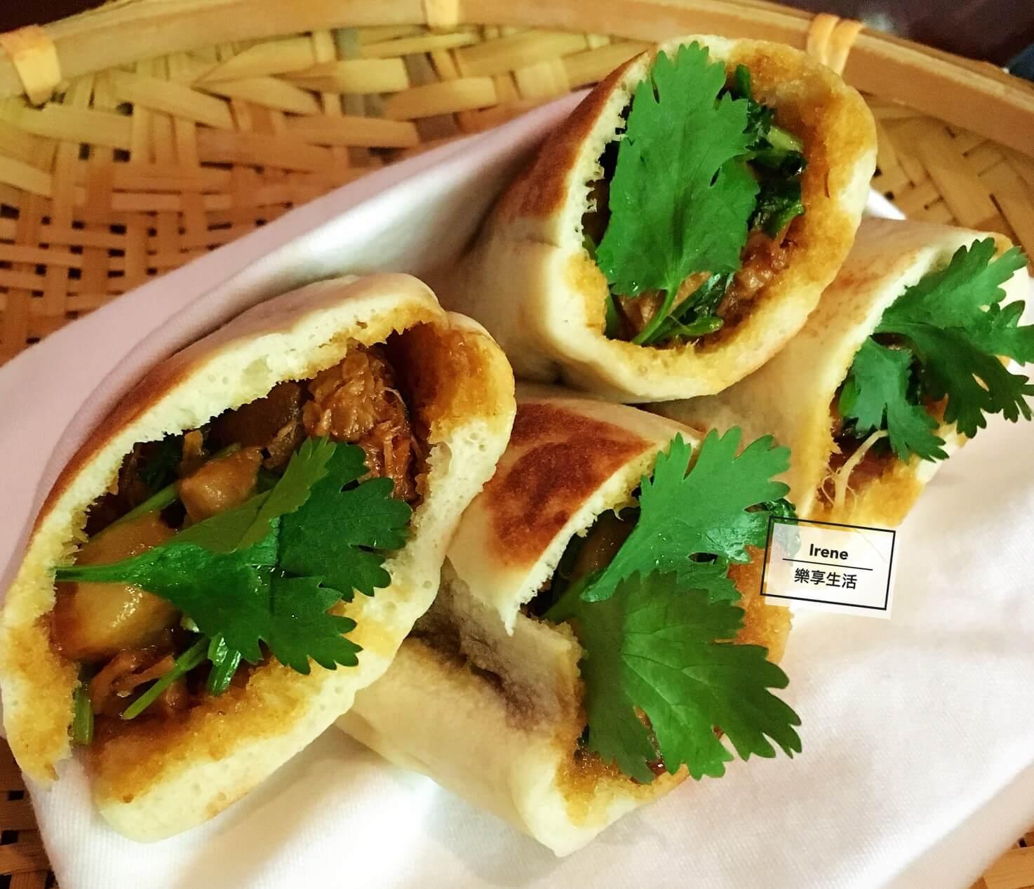上海花馬天堂絲綢之路餐廳/唐味胡餅