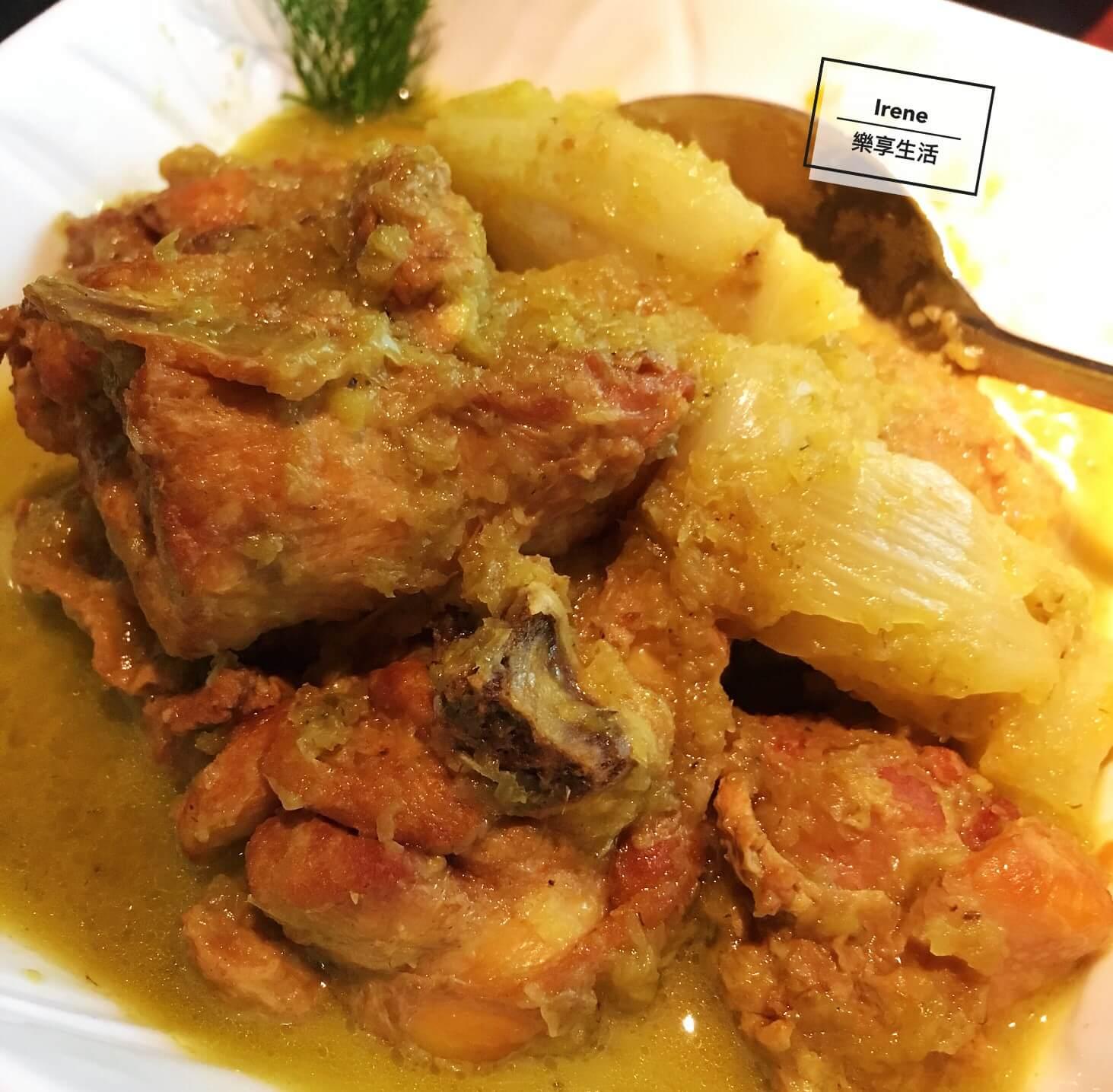 上海花馬天堂絲綢之路餐廳/絲路茴香雞
