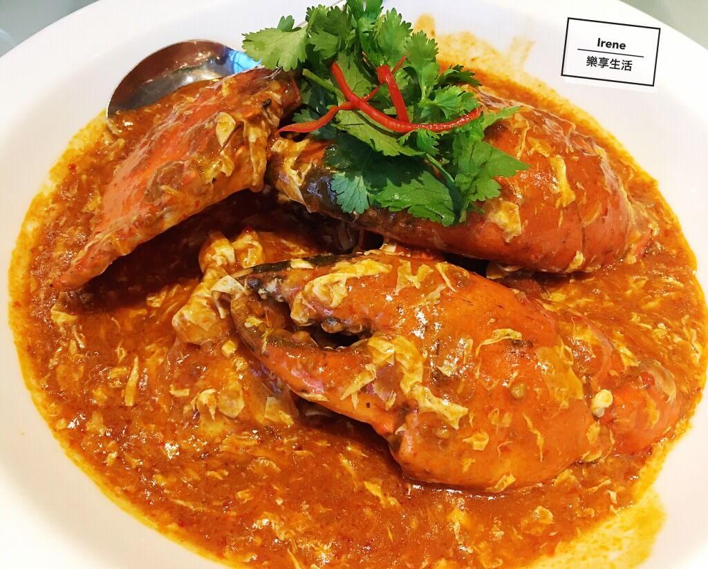 上海美食推薦-新加坡珍寶海鮮Jumbo Seafood辣椒螃蟹