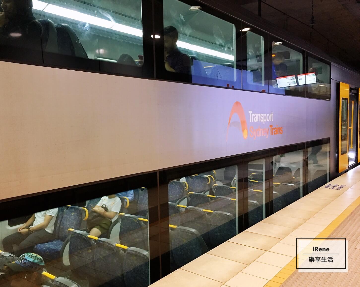 雪梨機場線 Sydney Airport Train