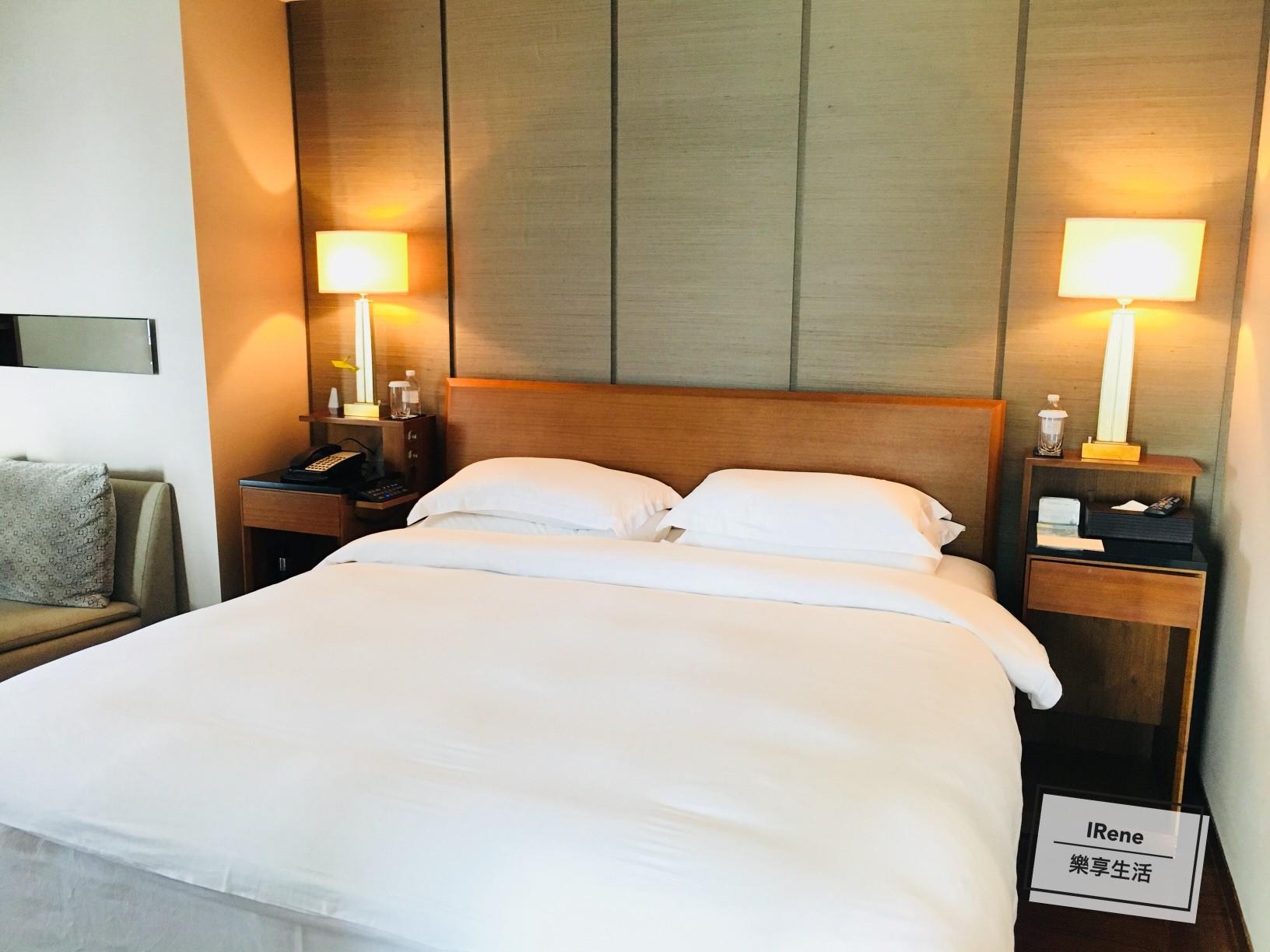 上海住宿推薦-上海外灘東方商旅精品酒店豪華房