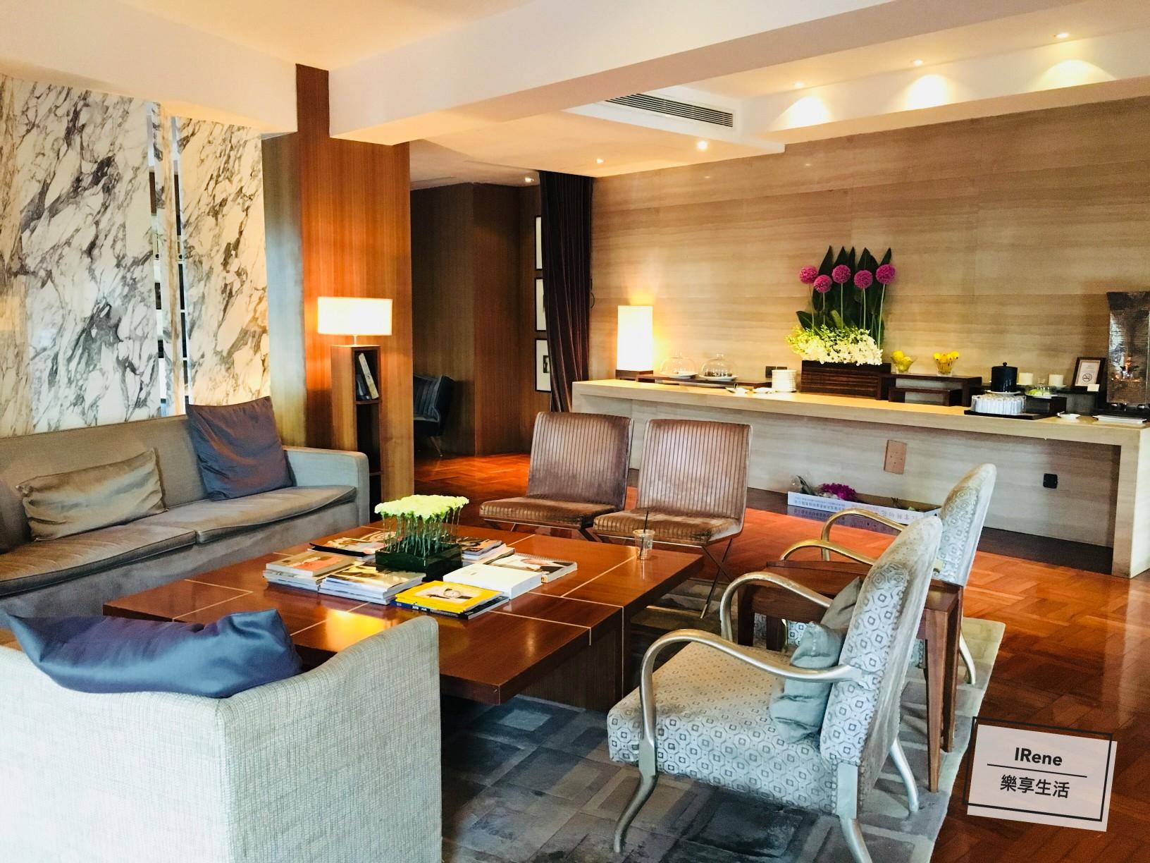 上海住宿推薦-上海外灘東方商旅精品酒店Lounge