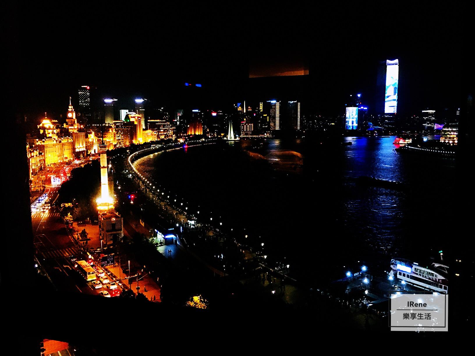 上海住宿推薦-上海外灘東方商旅精品酒店外灘夜景