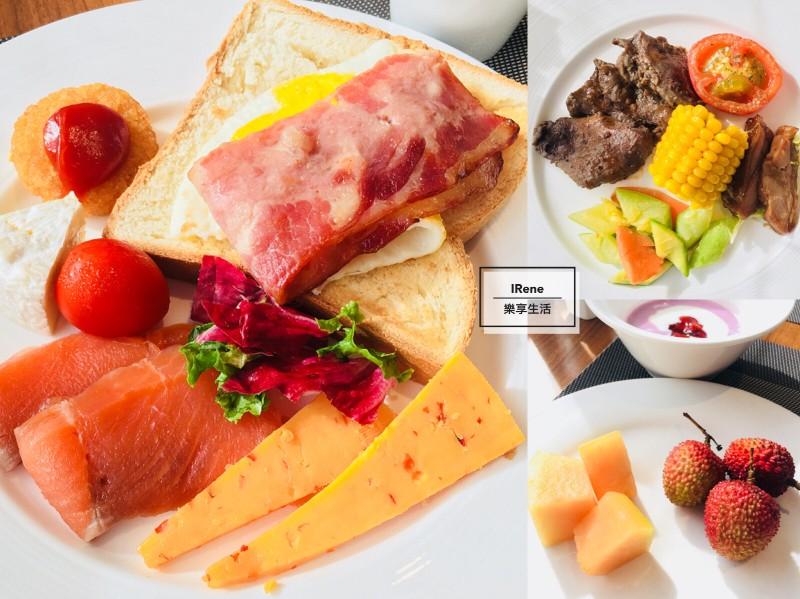 上海住宿推薦-上海外灘東方商旅精品酒店早餐
