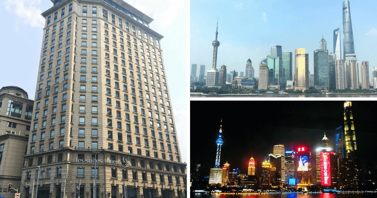 【上海住宿推薦】超值首選! 坐在房內盡享外灘美景 – 上海外灘東方商旅精品酒店