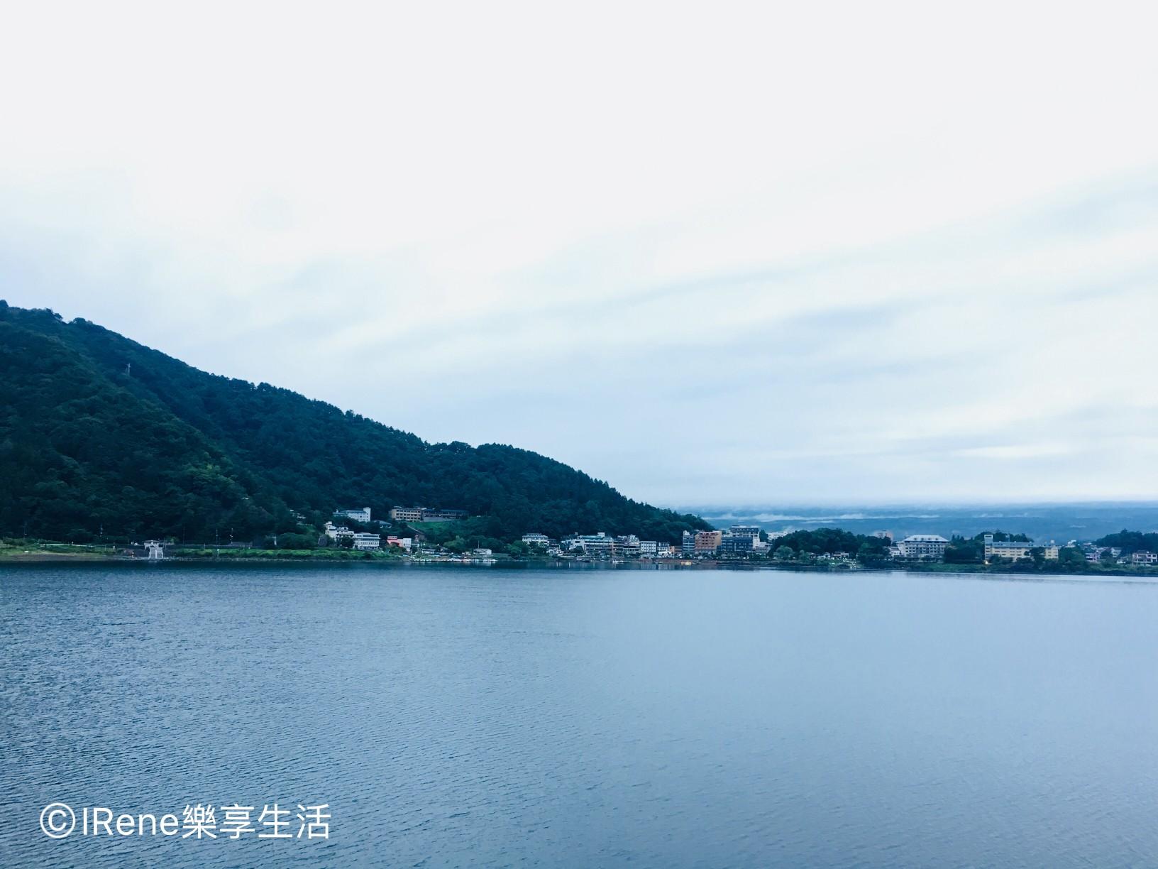 河口湖逆富士最佳觀賞點