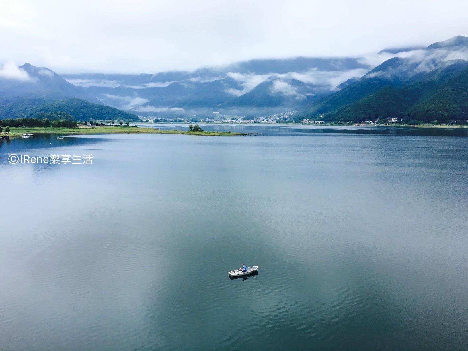 河口湖仙境