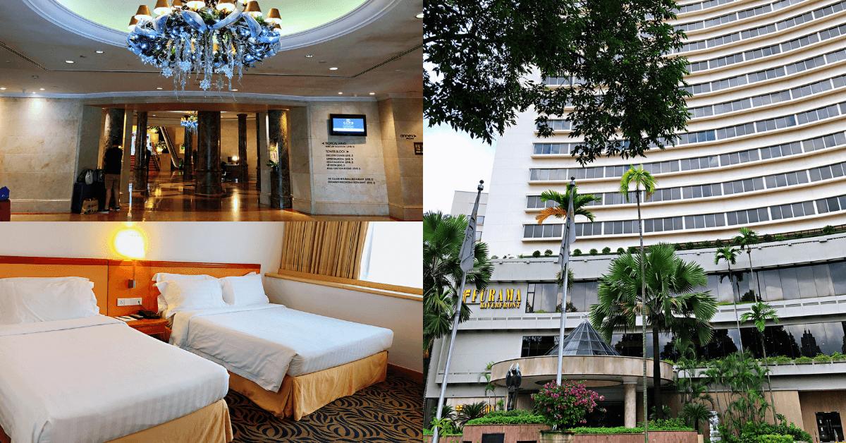 【新加坡】新加坡高CP值住宿推薦 – 富麗華河畔大飯店 Furama RiverFront Hotel